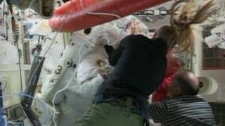 Astronaut Nearly Drowned Inside Helmet: NASA