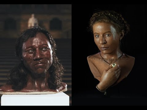 Were Neolithic farmers in Britain black?