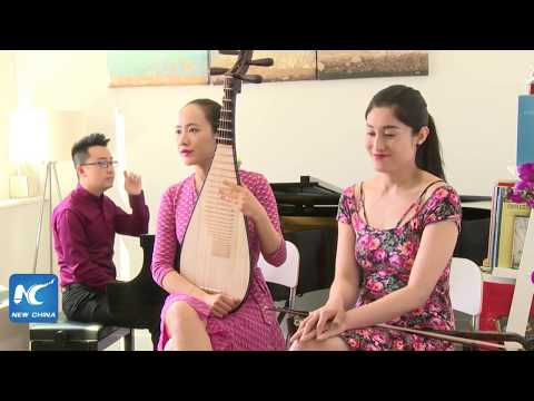 LIVE: When Chinese music meets western: watch Erhu, Pipa, and Piano work wonders!