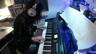 The Doors - Riders On The Storm -  piano cover