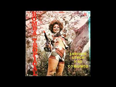 Enrique Lynch Y Su Conjunto - Safari Salvaje /  K.  Jee (1970)