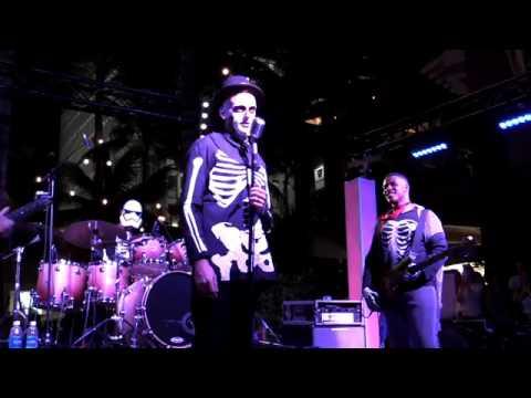 Marine Forces Pacific Rock Band HALLOWEEN SHOW! Live in Waikiki, Oahu 2/2