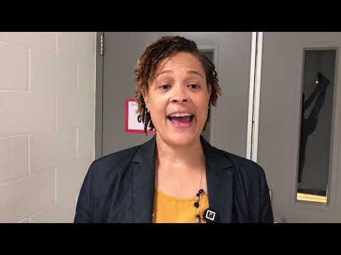Rolesville H.S. Raleigh, NC Assist. Principal Tosha Pullen