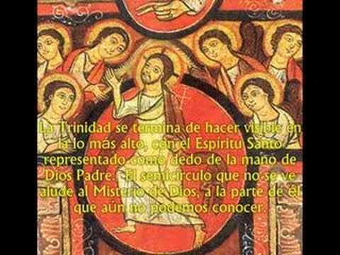 40bb1a63ec9 La Cruz de San Damián - YouTube