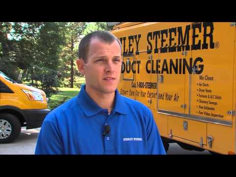 Cleaning Process with Stanley Steemer - Tuesday, Nov. 3, 2015