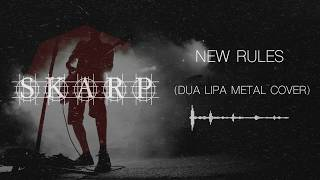 DUA LIPA - NEW RULES [METAL COVER | MATHIAS SKARP]