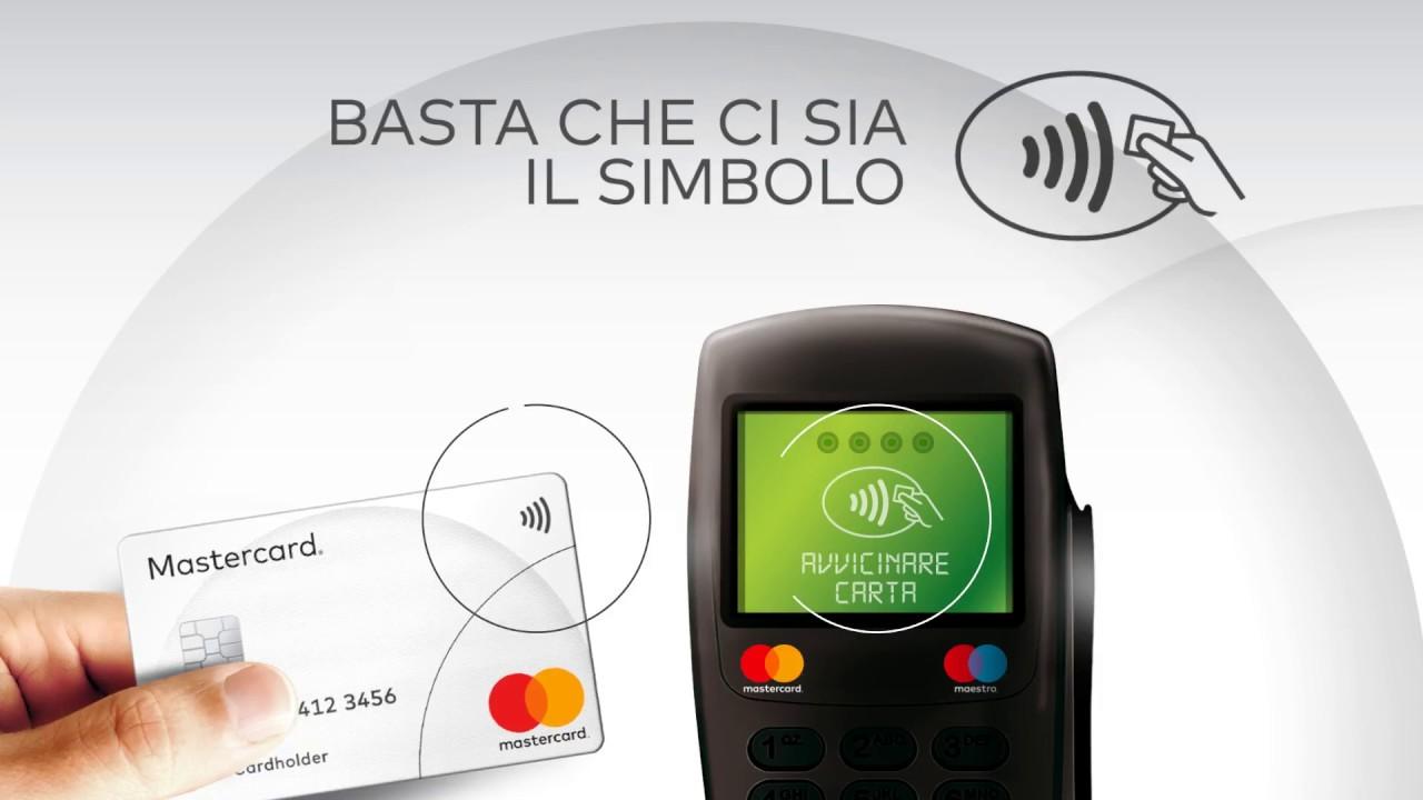 Pagamenti E Carte Contactless Mastercard