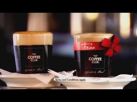 The Coffee Club VIP Card