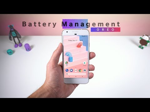 Managing your Smartphone Battery on Android Oreo 8.0+