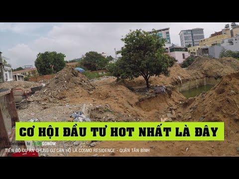 Dự án chung cư căn hộ La Cosmo Residence Tân Bình ở đâu? - Land Go Now ✔