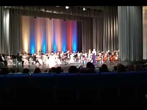 Марина Начкебия (сопрано). Aрия Русалки из одноимённой оперы А. Дворжака