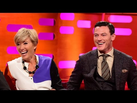 EMMA THOMPSON's Nanny McPhee Cameo in Clash of the Titans?! The Graham Norton Show on BBC AMERICA