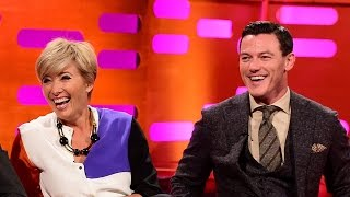 EMMA THOMPSON's Nanny McPhee Cameo in Clash of the Titans?! The Graham Norton Show on BBC AMERICA