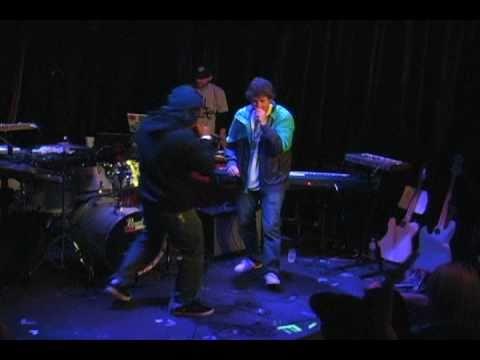 Mack N Biz - Lemonade Stand (Live @Velvet Jones)
