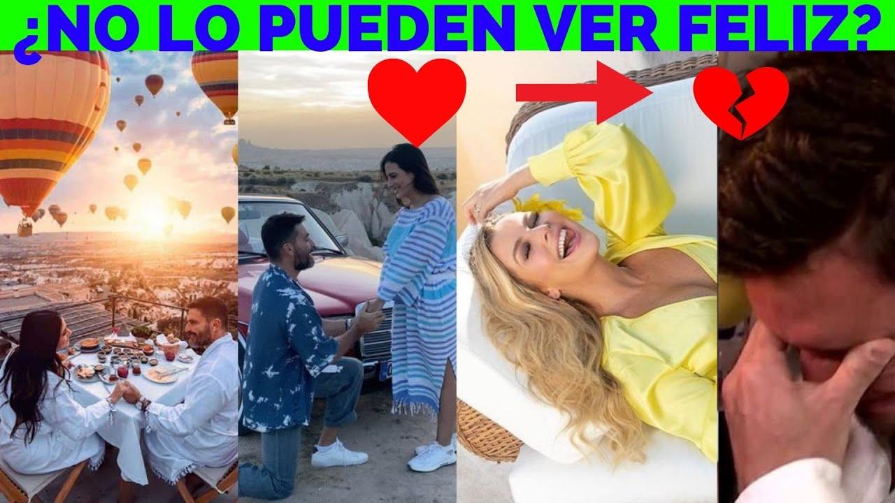 ¿Marjorie de Sousa Arruina Románticas Vacaciones Ah Julián Gil Con Su Novia? ¿Le Quita Ah Su Hijo?