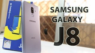 Samsung Galaxy J8 Unboxing | Wrong Number Hai Ye!!!