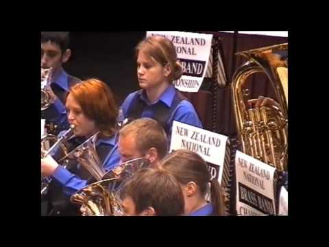 UCYBB New Zealand Tour and 125th Annual Band Championship - 2005 (Full tour video)