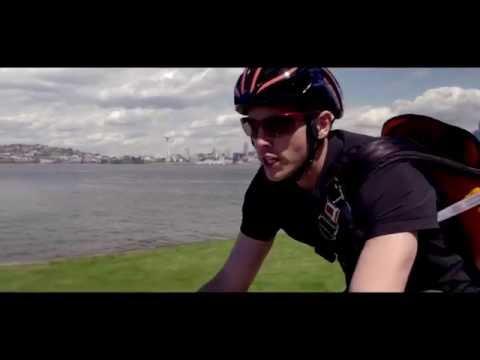 Coros LINX Smart Cycling Helmet in 60 seconds