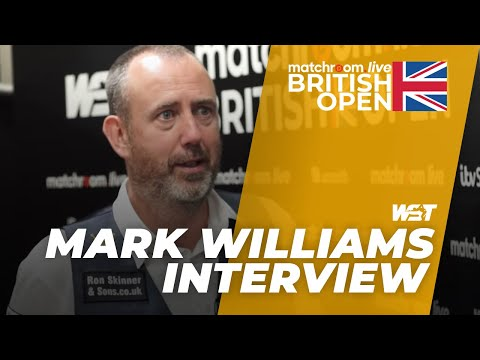 Williams Through To Final | Matchroom.Live British Open