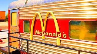 Unusual Mcdonalds Locations