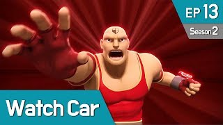 Video Power Battle Watch Car S2 EP13 The Caesar of the Dark League download MP3, 3GP, MP4, WEBM, AVI, FLV Agustus 2019