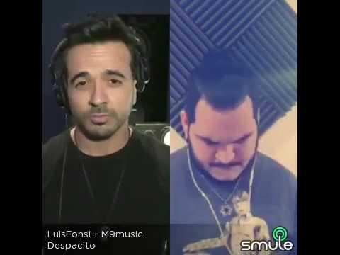Smule: Sing! Karaoke - Despacito - Con Luis Fonsi!