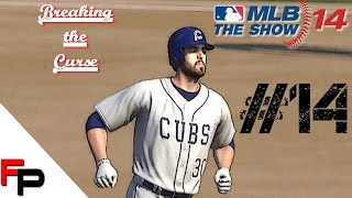 MLB 14 The Show - Chicago Cubs Fantasy Draft Season - Breaking the Curse Ep. 14 vs. Atlanta Braves