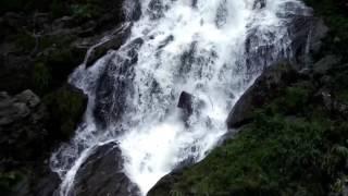 Amazing Waterfalls in Sikkim, India