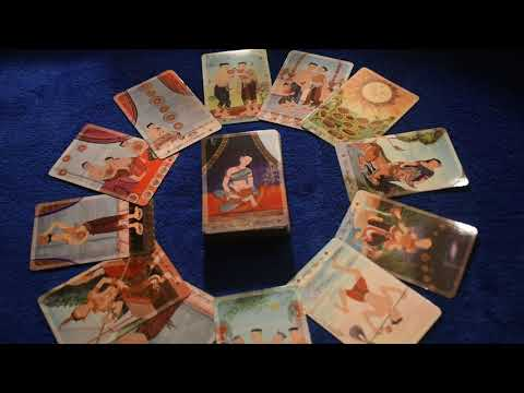 Pisces On Fire Tarot....General Reading....1 Person 2 Loves
