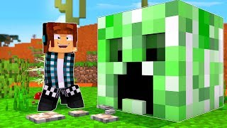 A CASA DO CREEPER !! - [ Vida de Creeper #7 ] - Minecraft
