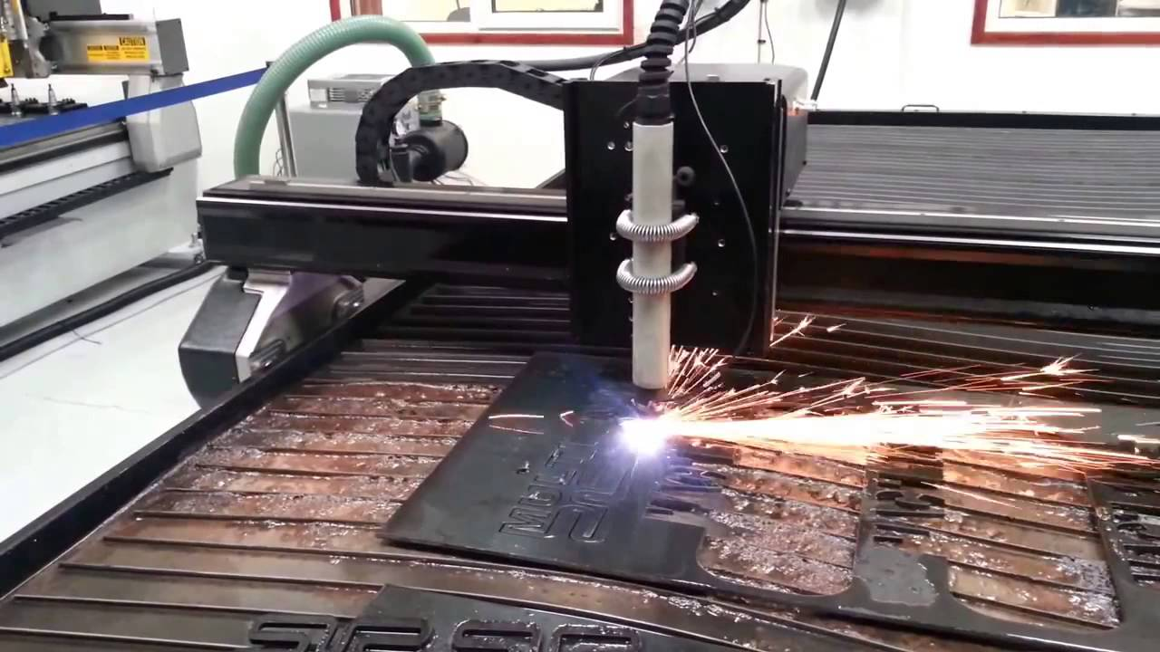 Image result for plasma cutting