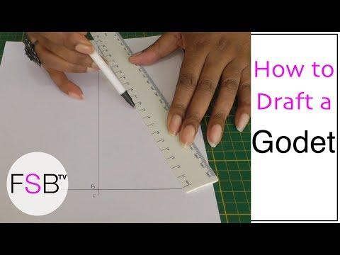 Drafting a Godet