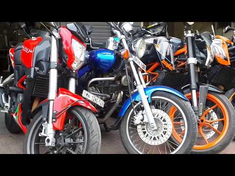 SPORTS BIKES DEALER IN PUNE | SPORTS BIKE MARKET | RASTA PETH | PUNEKAR NIKHIL