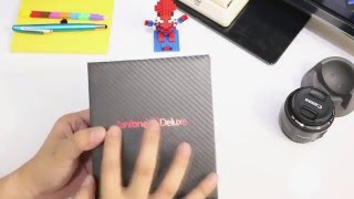 ASUS Zenfone 2 Deluxe Special Edition Unboxing
