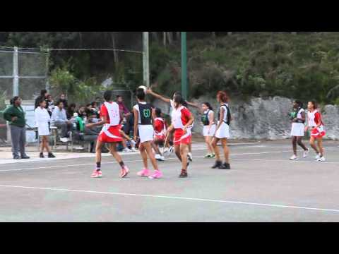 #2 Netball Bermuda January 7 2012