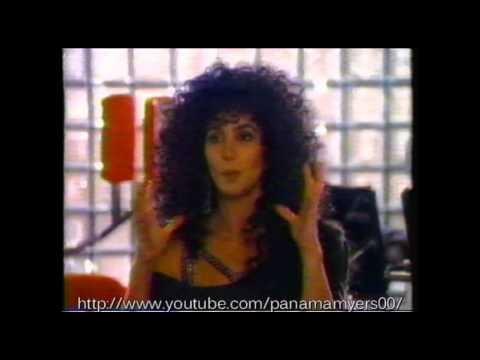 Cher For Chicago Health Club Commercial 1988