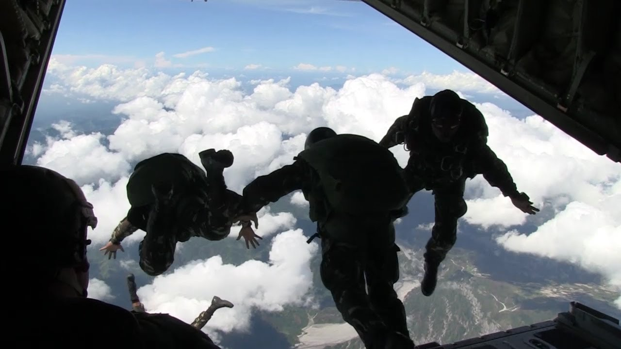 Free Fall Photos Wallpaper Philippine Army Special Forces Regiment Airborne