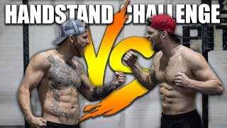 Ultimate Handstand Challenge