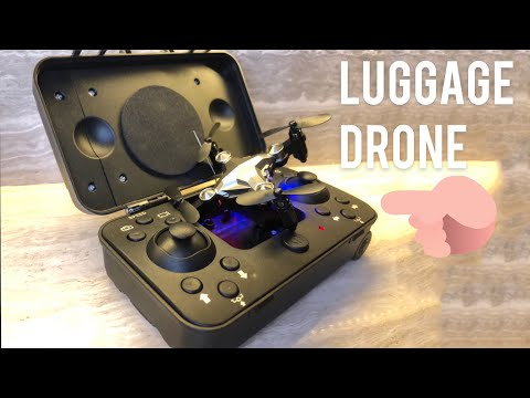 Luggage Drone review