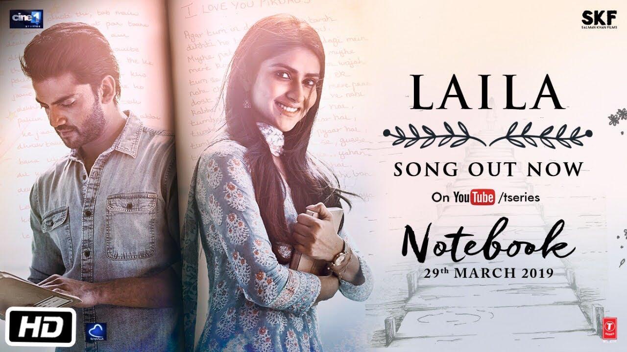 Download Notebook: Laila Song | Zaheer Iqbal & Pranutan Bahl | Dhvani Bhanushali | Vishal Mishra