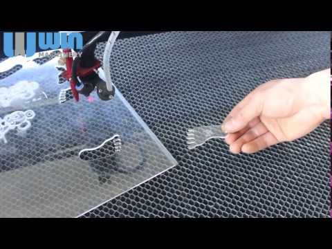 laser machine to cut acrylic