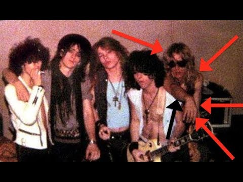 Guns N' Roses: The Band Member Who Died That No One Seems To Remember Ole  Beich