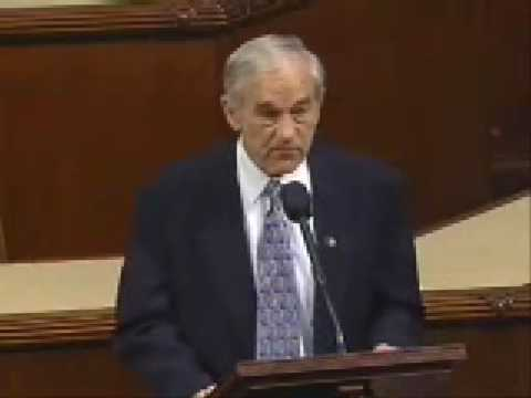 If Bernie said this it would break the Reddit upvote button. Ron Paul's What If Speech
