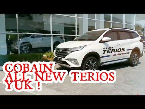 Nyobain Kerennya Daihatsu All New Terios 2018