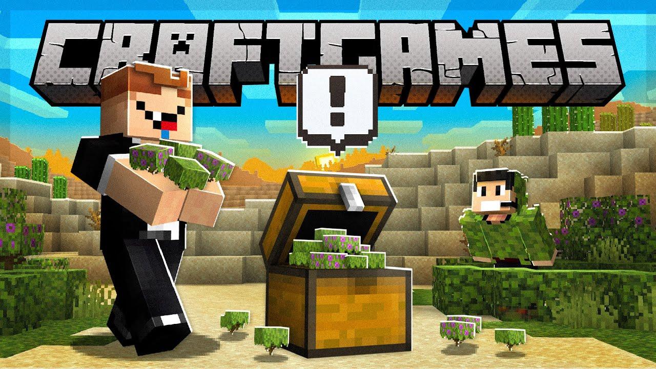 Farm de MUSGO e ARBUSTOS! - Craft Games 273