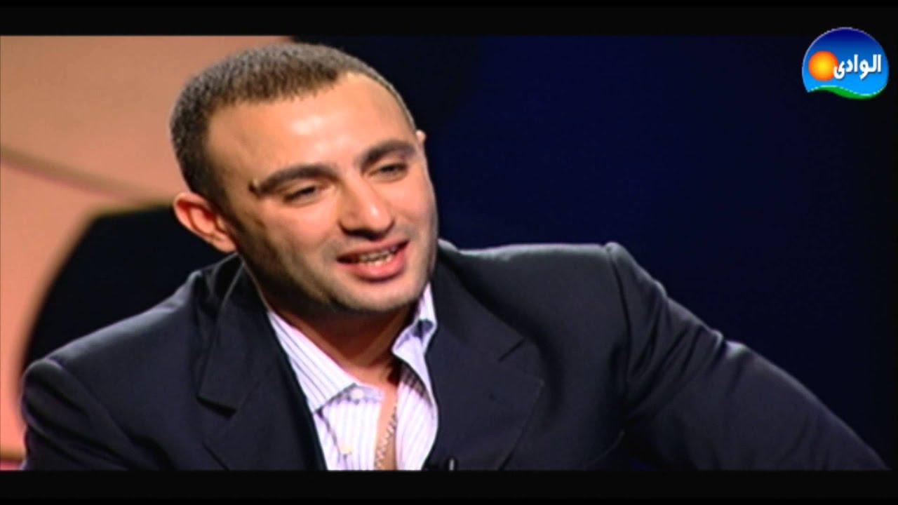 Meen Fina Program / برنامج مين فينا - الحلقة الأولى - أحمد السقا - YouTube