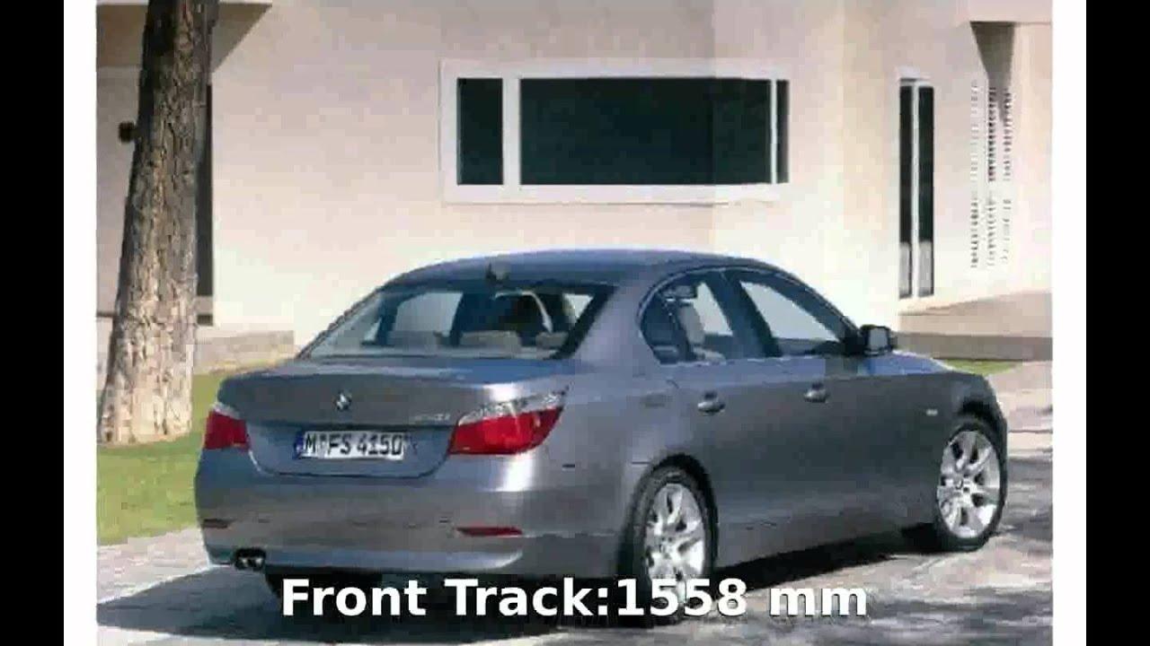 2007 BMW 520i Automatic E60