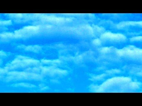 Небо с облаками. Футажи облака. Футажи небо