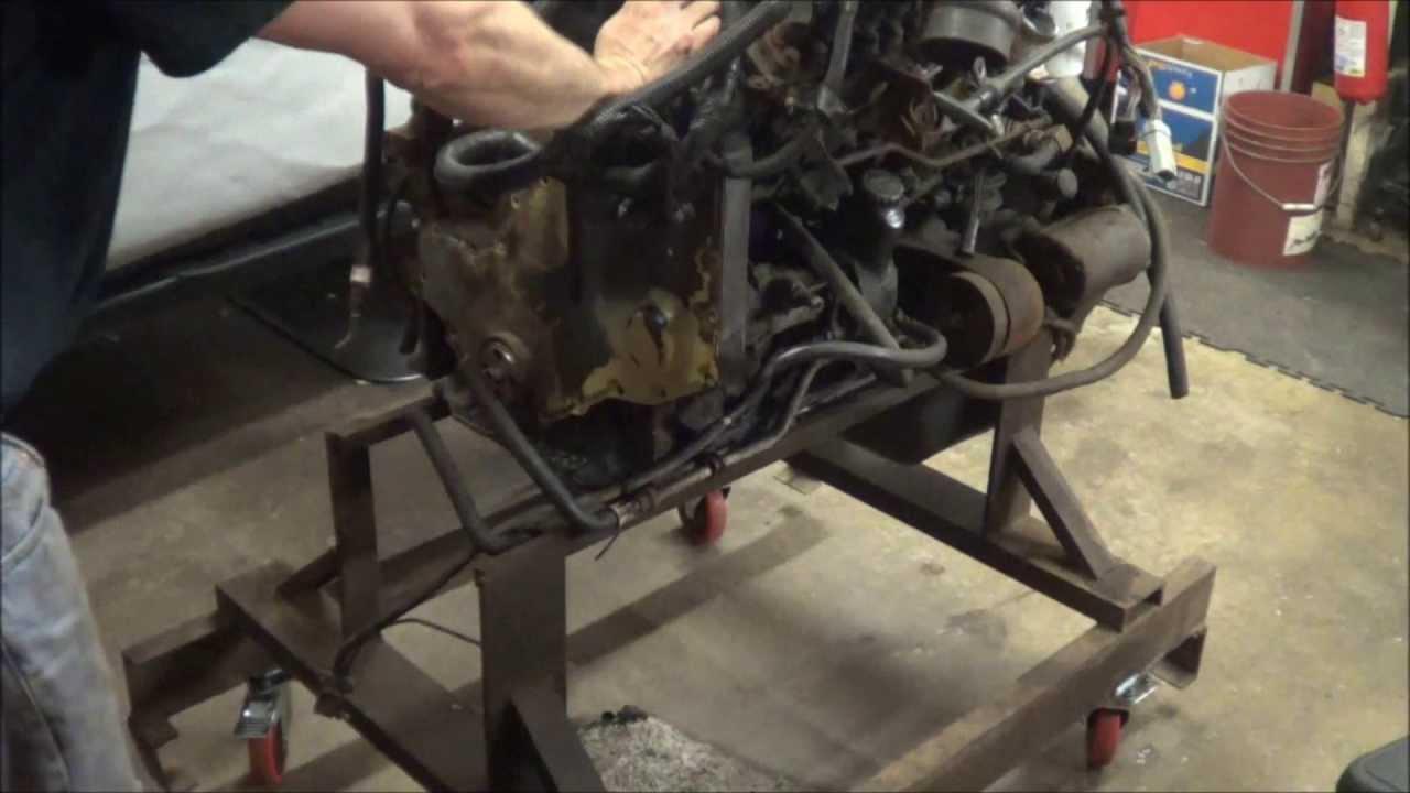 Cummins Engine Build