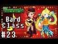 Terraria na Modach: Bard Class #23 - BARD vs MOON LORD (Ryfek i Mangetsuu)
